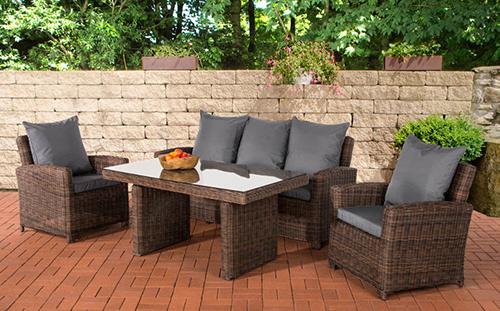 Rattan Sets und weitere Gartenmöbel. Günstig online kaufen