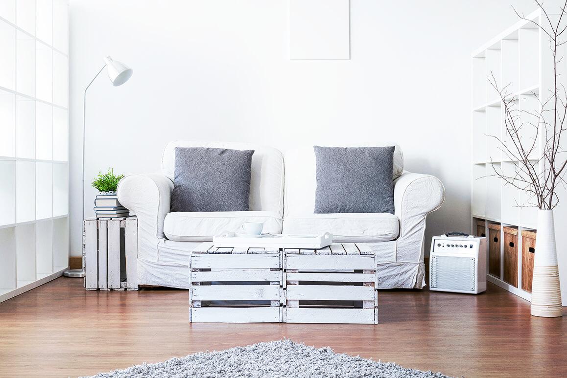 Wie man ein kleines Wohnzimmer optimal einrichtet | moebel.de