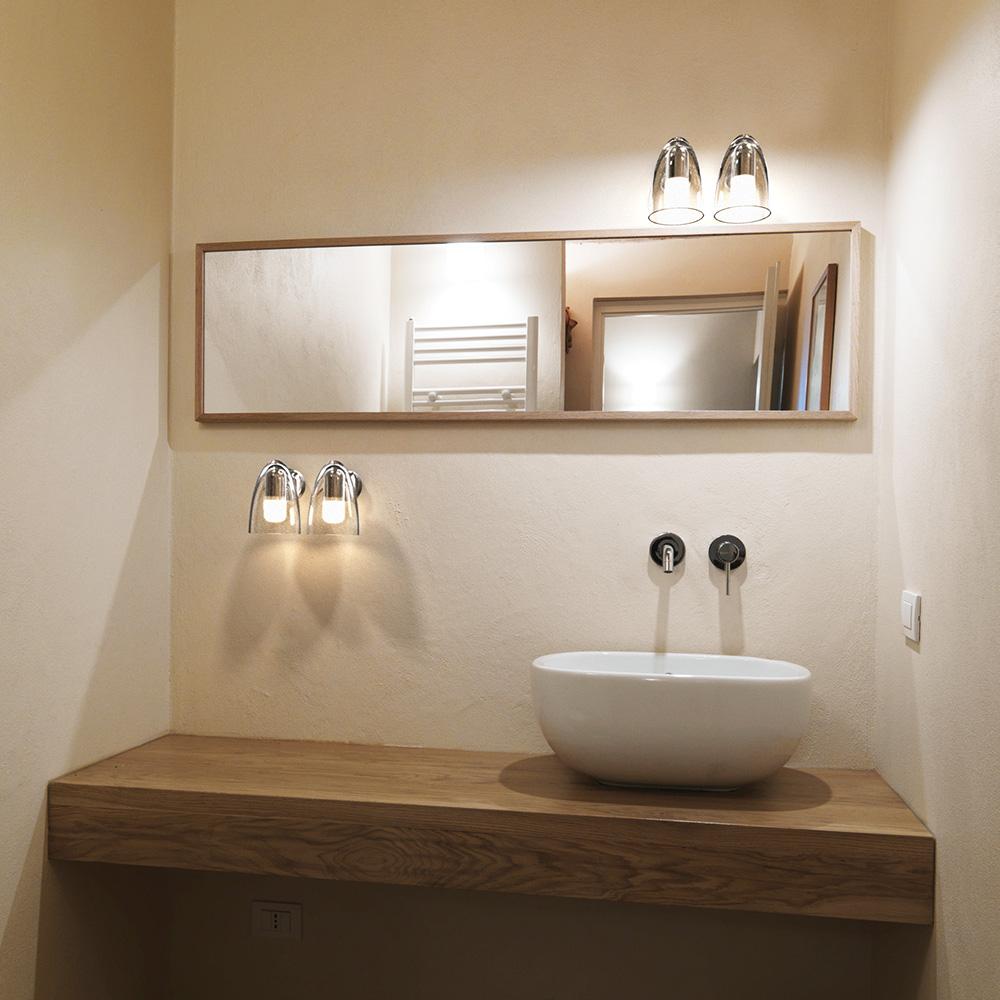 Licht im Bad - die schönsten Ideen