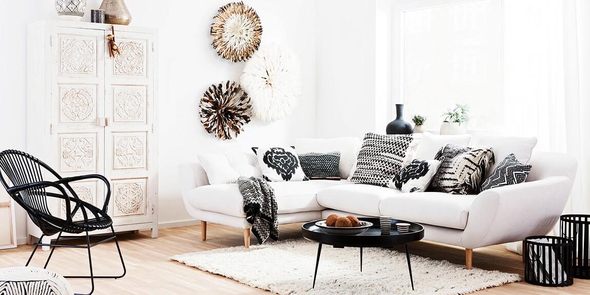 Farbkombinationen fürs Wohnzimmer