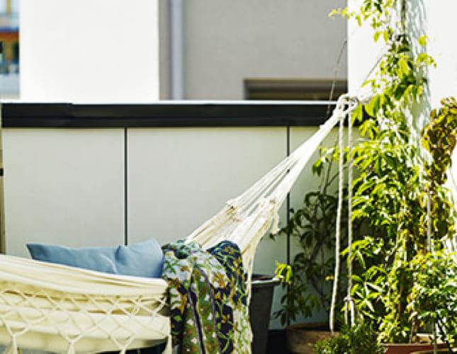 tisch für schmalen balkon