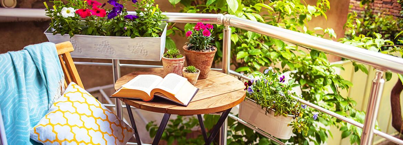 Den Balkon Verschönern Die Schönsten Ideen Zum Dekorieren